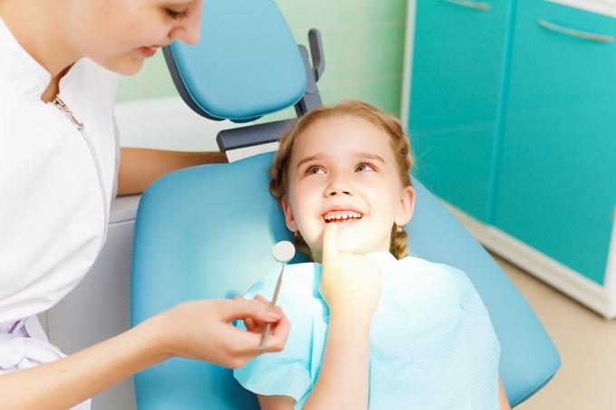 Процедура фторирования для чувствительных зубов